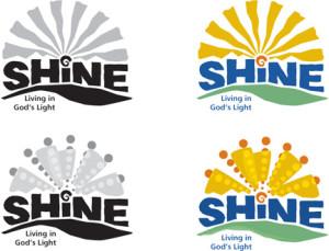 Shine logo ideas.ai