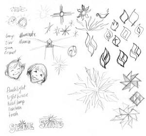 shine sketchesdarker001
