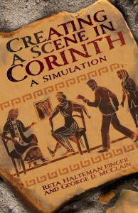 CreatingASceneInCorinth