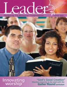 Mennobytes Leader magazine