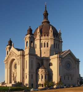 Cathedral of St. Paul, MN