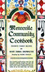 Mennonite Community Cookbook (color)
