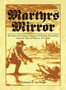 martyrs mirror jacket.qxp