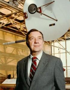 Scientist James Van Allen