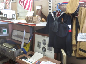 WWII history collection reflects sacrifices of local youth.