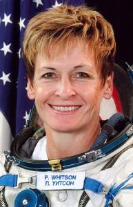 Astronaut Peggy Whitson