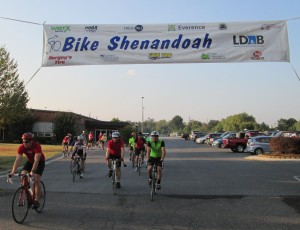 Riders, start your pedaling!