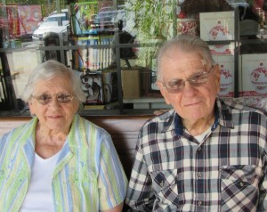 Russell and Gladys Alderfer