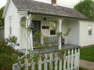 Schertz Grossdawdy cottage