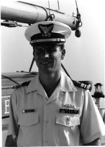 Steve Carpenter Executive Officer Barque EAGLE 1990